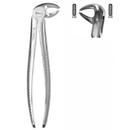 Щипці ST 3075 для видалення нижніх різців і премолярів, англійська модель Chirmed