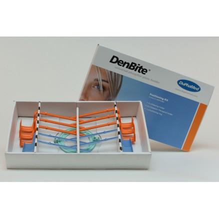 Додатковий набір позиціонерів DenBite для рентгенологічних фосфорних пластин з системою The Clip DuPhaMed