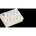 Набір для препарування під вініри (Dr.Oliver Ahlers Set 4388) KOMET DENTAL