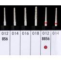 Піковидний бор  (856, 8856, 6856, 856EF) KOMET DENTAL
