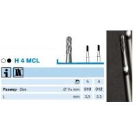Бори для розрізання метало-керамічних коронок (H4MCL)