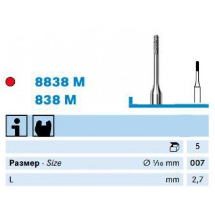 Бори для мікропрепарування (838M) KOMET DENTAL