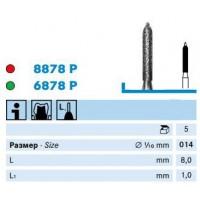 Циліндричний бор (8878P, 6878P)