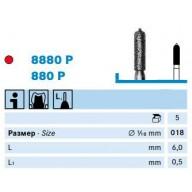 Циліндричний бор (880P, 8880P)