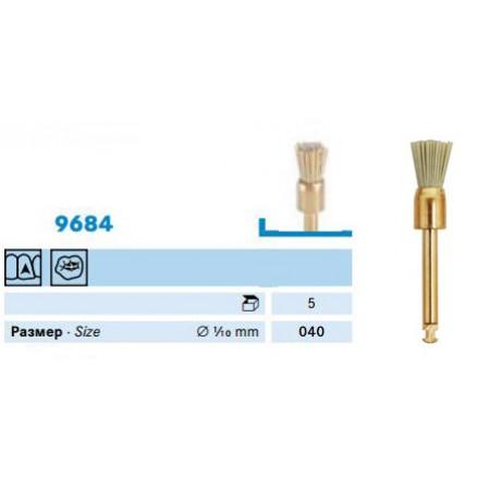 Щітка для полірування композитів (9684) KOMET DENTAL