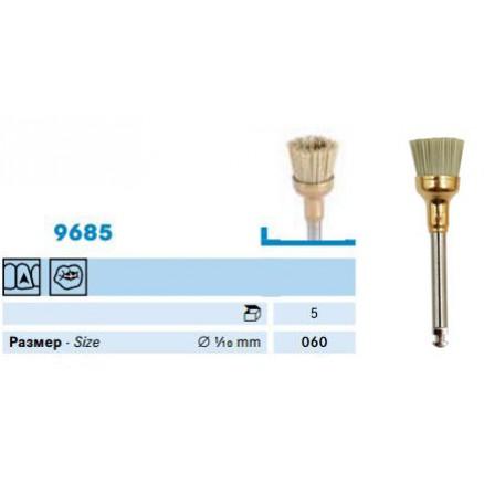 Щітка для полірування композитів (9685) KOMET DENTAL