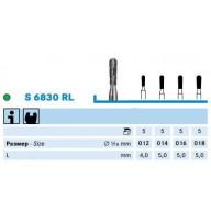 Грушеобразный бор серии - S (S6830RL)
