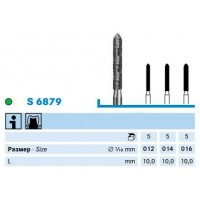 Циліндричний бор  (S6879)