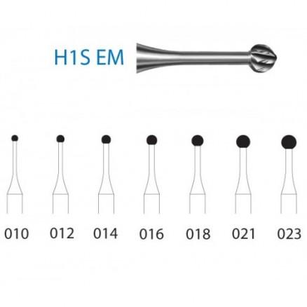 Шаровидний карбідний бор (H1SEM) KOMET DENTAL
