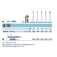 Шаровидний карбідний бор (H1SML31)