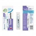 Гелева зубна паста у компактній одноразовій упаковці Cerkamed Dent Fresh Smart Toothpaste 28 мл