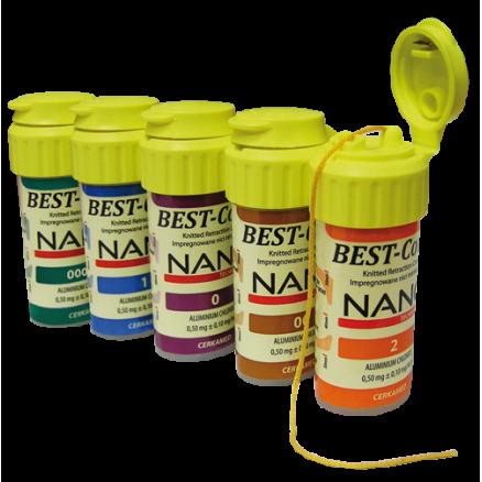 BEST-CORD NANO ( Бест Корд Нано - ретракційна нитка ) Cerkamed