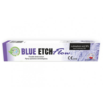 BLUE ETCH Flow ( Блу Ейтч Флоу - травильний гель ) Cerkamed