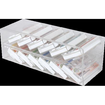ENDO-STATION GO GUTTA BOX 2×6 ( Органайзер для гутаперчевих штифтів ) Cerkamed