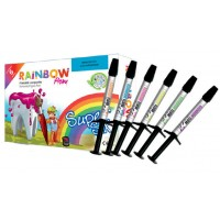 RAINBOW FLOW (Рейнбоу Флоу - цветной композит)