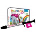 RAINBOW FLOW ( Рейнбоу Флоу - кольоровий композит ) Cerkamed