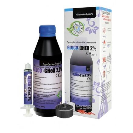 GLUCO-CHEX 2% ( Глюко-Чекс 2% - хлоргексидин ) Cerkamed