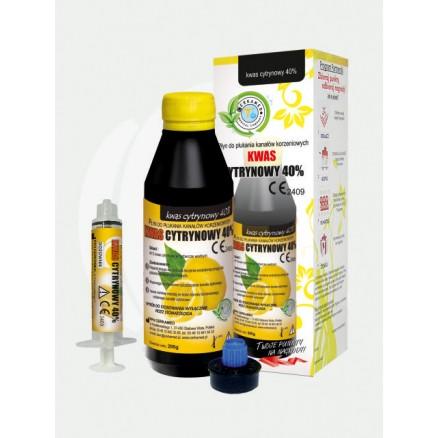 CITRIC ACID Лимонна кислота 40% Cerkamed