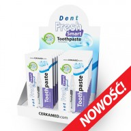 Dent Fresh Smart Toothpaste 14х2мл - гелевая зубная паста в компактной одноразовой упаковке