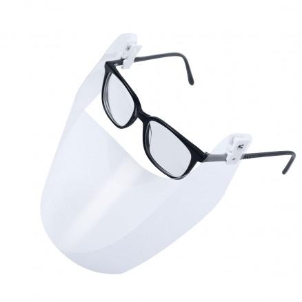 Щиток захисний SMART для кріплення на окуляри. Упаковка 2 шт. Cerkamed