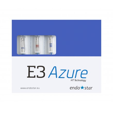 ENDOSTAR E3 AZURE BASIC ( Ендостар Е3 Ажур Бейсік ) Poldent