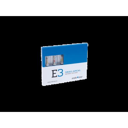 Endostar E3 Small Apical Rotary System ( Ендостар Е3 Смол Епікал Ротарі Систем ) Poldent