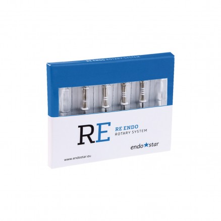 Endostar RE Re Endo Rotary System  ( Ендостар Ре Ендо Ротарі Систем ) Poldent
