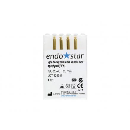 Каналонаповнювачі Endostar Paste Fillers (PFN) Poldent