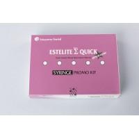 Estelite Sigma Quick Promo Kit (Естелайт Сігма Квік Промо набір)