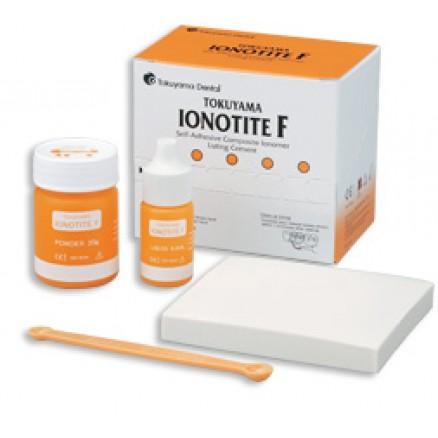 IONOTITE F   ( ІОНОТАЙТ Ф гібридний склоіономерний адгезивний цемент ) TOKUYAMA DENTAL