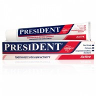 Зубная паста PresiDENT CLINICAL Active